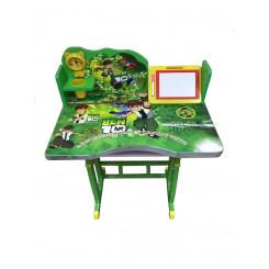 โต๊ะเขียนหนังสือเด็กลายการ์ตูนเบนเทน